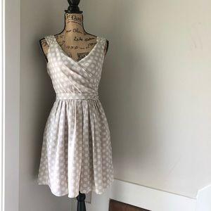 Express Polka Dot Dress Size 0